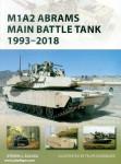 Zaloga, Steven J./Rodríguez, Felipe (Illustr.): M1A2 Abrams Main Battle Tank 1993-2018