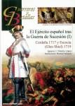 Lopez, Ignacio J. Notario/Moreno (Illustr.)/Vallespín (Illustr.): El Ejército Espanol tras la Guerra de Sucesión. Teil 1: Cerdena (1717) y scocia (Glen Shiel 1719)