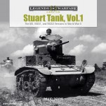 Doyle, David: Stuart Tank. Band 1: The M3, M3A1, and M3A3 Versions in World War II