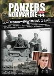 Cazenave, S.: Panzers Normandie 44. SS-Panzer-Regiment 1 LAH