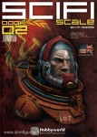 Scifi Scale Book. Band 2