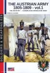 Acerbi, Enrico: The Austrian Army 1805-1809. Volume 1: The Infantry