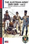 Acerbi, Enrico: The Austrian Army 1805-1809. Volume 2: Grenzer, Landwehr & Elite Forces