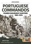 Cann, J. P.: Portugese Commandos. Feared Insurgent Hunters, 1961-1974