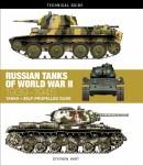 Hart, S.: Technical Guide. Russian Tanks of World War II1939-1945. Tanks - Self-Propelled Guns.