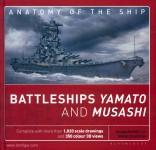 Skulski, J./Draminski, S.: Anatomy of the Ship. Battleships Yamato and Musashi