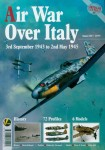 Air War over Italy. 3rd September 1943 to 2nd May 1945