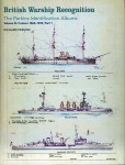 Perkins, R.: British Warship Recognition: The Perkins Identification Albums. Band 3: Cruisers 1865-1939. Teil 1