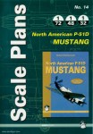 Peczkowski, Robert: Scale Plans. No. 14. North American P-51D Mustang