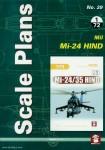 Karnas, Dariusz: Scale Plans. No. 39: Mil Mi-24 Hind