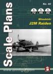 Kubryn, Mariusz: Scale Plans No. 40: Mitsubishi J2M Raiden