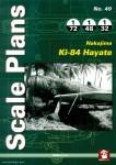 Noszczak, Maciej: Scale Plans 49: Nakajima Ki-84 Hayate