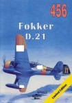 Ledwoch, Juanusz: Fokker D.21