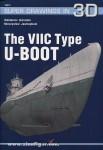 Góralski, W./Jastrzebski, M.: The VIIC Type U-Boot