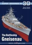 Motyka, M./Skwiot, M.: The Battleship Gneisenau