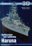 Góralski, W./Skwiot, M.: Battlecruiser - fast battleship Haruna