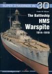 Hansen, T. W.: The Battleship HMS Warspite 1914-1919