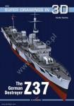 Cestra, Carlo: The German Destroyer Z37