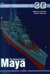 Góralski, Waldemar: Japanese Cruiser Maya