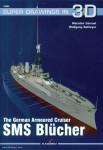 Samuel, Marsden/Bohlayer, Wolfgang: The German Armoured Cruiser SMS Blücher