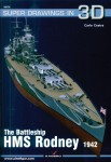 Cestra, Carlo: The Battleship HMS Rodney 1942