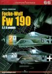 Nosczak, Maciej: Focke-Wulf Fw 190 S, F, G models