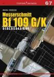 Noszcza, Maciej: Messerschmitt Bf 109 G/K. G-1, G-2, G-3, G-4, G-10, K-4