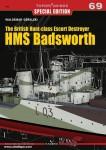 Góralski, Waldemar: The British Hunt-class Escort Destroyer HMS Badsworth