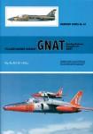 Hall, Alan W.: Folland/Hawker Siddeley Gnat and Hal Ajeet