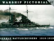 German Battlecruisers 1910-1919