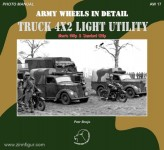 Brojo, P.: Truck 4x2 Light Utility. Morris 10Hp & Standard 12HP