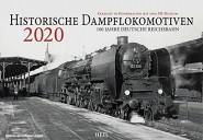 Historische Dampflokomotiven 2019. Die letzten Jahre in Deutschland