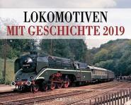 Lokomotiven mit Geschichte 2019