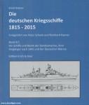 Gröner, Erich/Schenk, Peter/Kramer, Reinhard: Die deutschen Kriegsschiffe 1815-2015. Band 9/1: Schiffe und Boote der Bundesmarine ihrer Vorgänger nach 1945