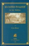 Werner, B. von: Ein deutsches Kriegsschiff in der Südsee