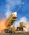 M901 Startgerät mit MIM-104F Patriot SAM System (PAC-3)