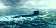 Japanisches U-Boot der Soryu-Klasse