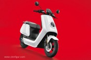NIU E-Scooter N1S - Weiß