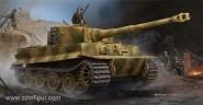 Pz.Kpfw.VI Ausf.E Sd.Kfz. 181 Tiger I - späte Produktion