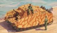 Sd.Kfz. 166 SturmPz. Brummbär