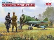 Soviet VVS RKKA Pilots 1939-42