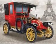 "French Cab ""Taxi de la Marne 1914"""