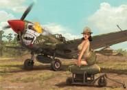 P-40N Warhawk - EduArt