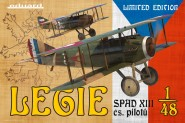 "Spad XIII ""Legie"" - Limited Edition"