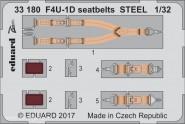 F4U-1D Gurte (Stahl) - ZOOM