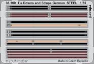 Befestigungsmöglichkeiten für deutsche Fahrzeuge (Stahl)