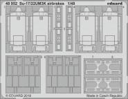 Su-17/22UM3K Luftbremsen