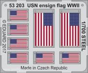 US Navy Fahnen (Stahl) - 2. Weltkrieg