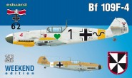 Bf 109F-4 - Weekend Edition