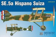 S.E.5a Hispano Suiza - Weekend Edition